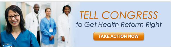 Tell Congress to Get Health Reform Right