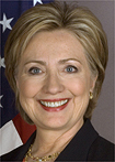 Photo of Hillary Clinton