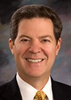 Photo: Senator Brownback